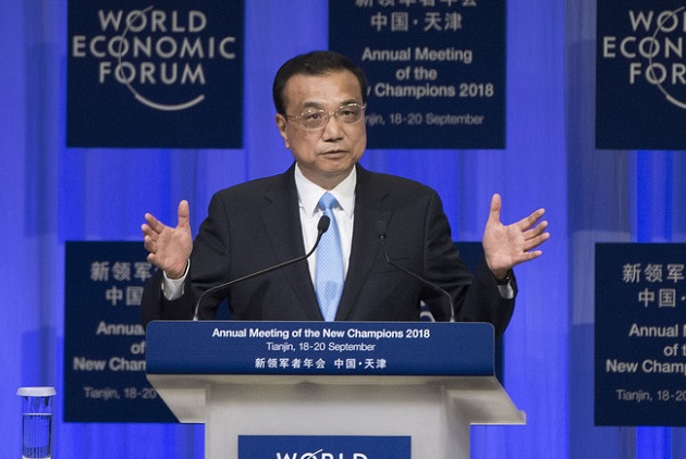 Top Quotes from the World Economic Forum in China
