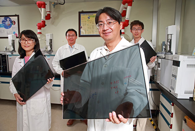 ITRI's Liquid Crystal Recycling Breakthrough