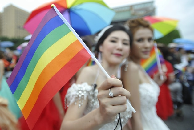 PRIDE, Healing and Taiwan's LGBTQ Community