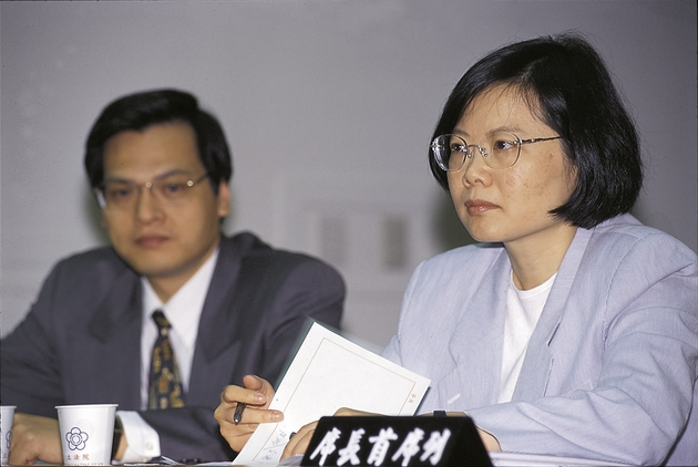 From GATT to WTO, Taiwan's Global Chess Match