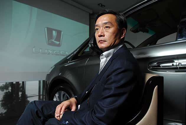 Barry Lam's Star on the Rise
