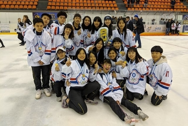 Gold for Chinese Taipei