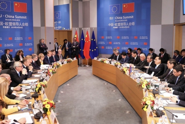 Beijing Pressed at Brussels to Open EU Market
