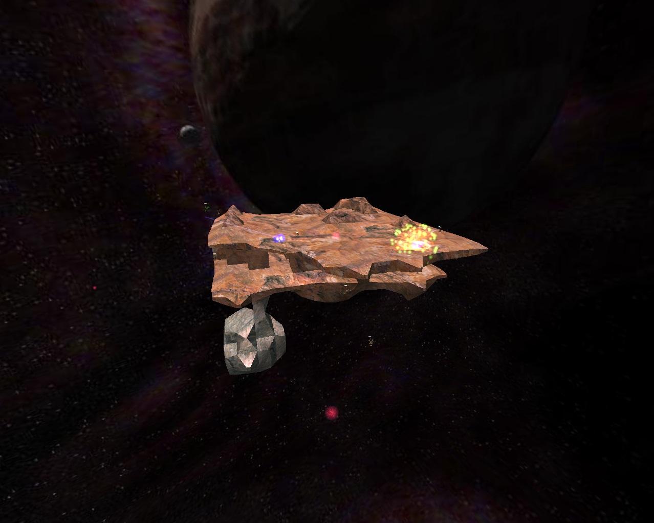 Avoyd 1999 v1.3 screenshot small world