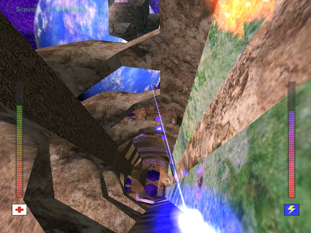 Avoyd 1999 v1.3 screenshot Aspireation world ribcage gallery