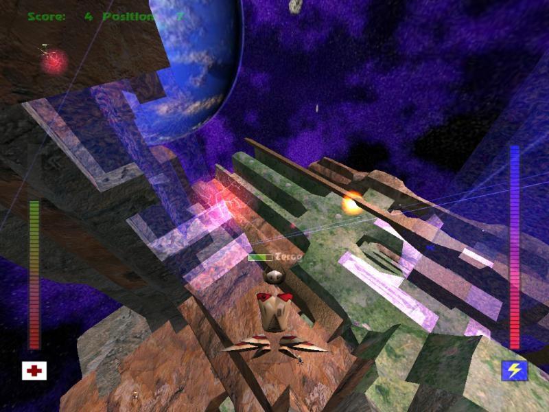Avoyd 1999 v1.5 screenshot Jade Temple world