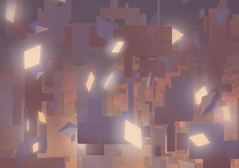 Lighting idea for Avoyd by Rebecca Michalak