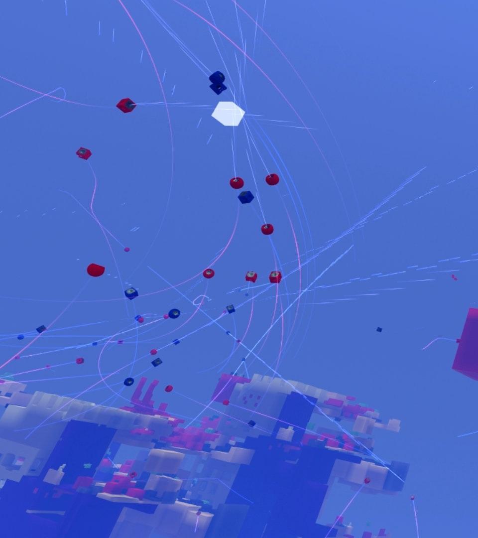 Avoyd multiplayer swarm