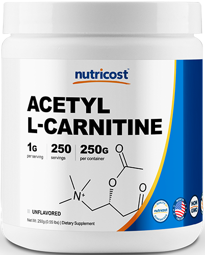 Acetyl L-Carnitine Powder-250g