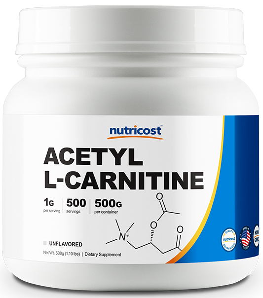 Acetyl L-Carnitine Powder-500g