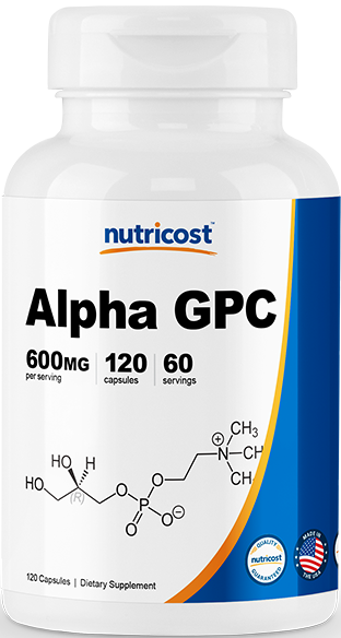 Alpha GPC-120 Caps