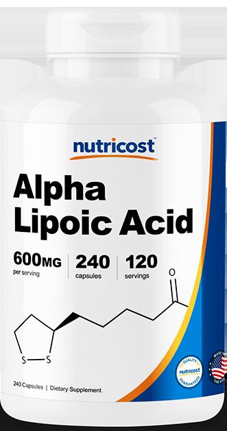 Alpha Lipoic Acid-240 capsules