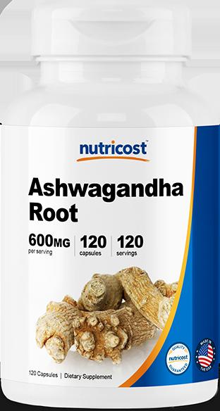 Ashwagandha Root-120 caps
