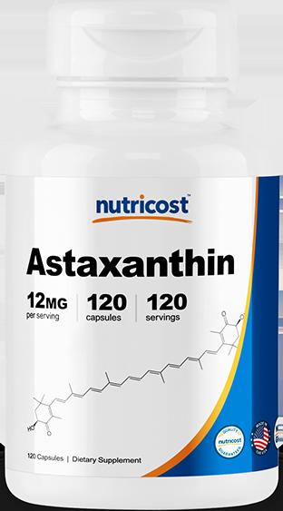 Astaxanthin-120 softgels