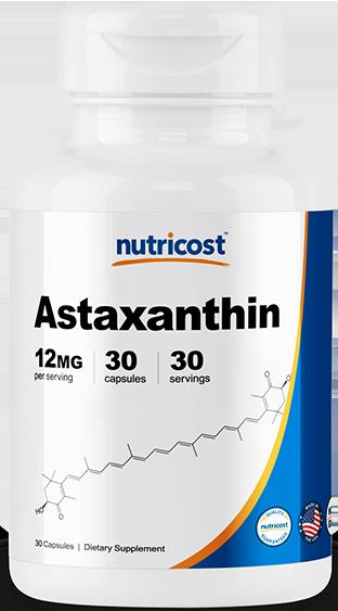Astaxanthin-30 sofgels