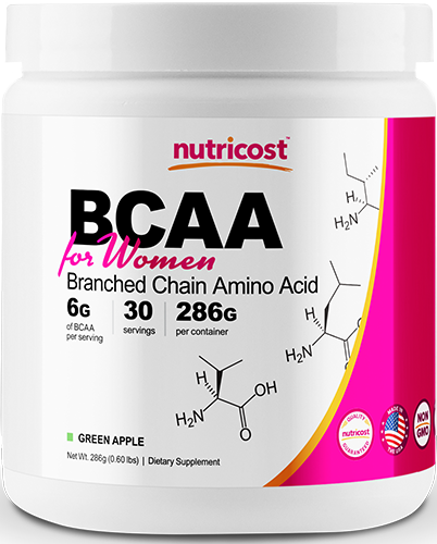 BCAA for Women -30 Serv GA