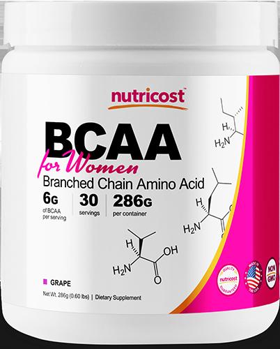 BCAA for Women -30 Serv G
