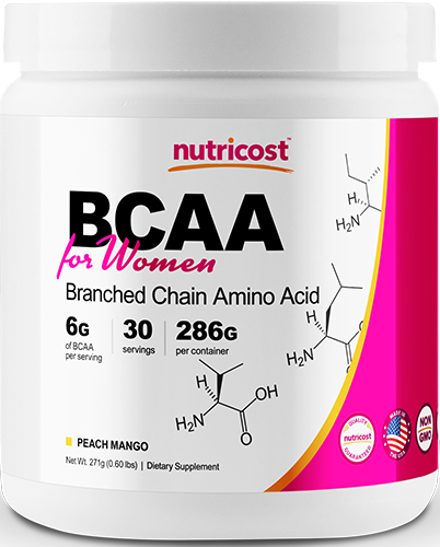 BCAA for Women -30 Serv PM