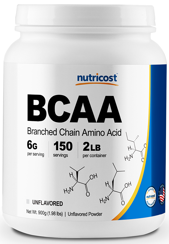 BCAA (2:1:1) Unflavored Powder-150 Servings