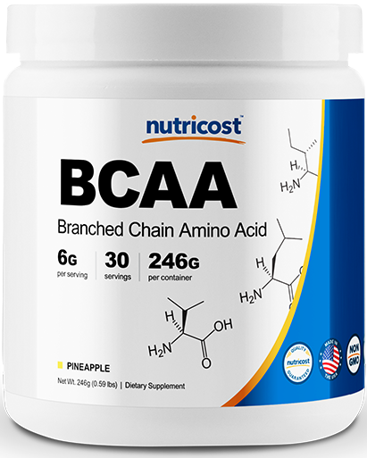 BCAA (2:1:1) Flavored Powder-30 Servings