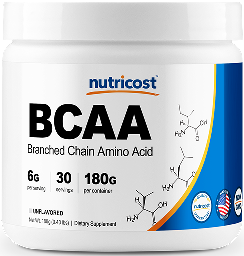 BCAA (2:1:1) Unflavored Powder-30 Servings