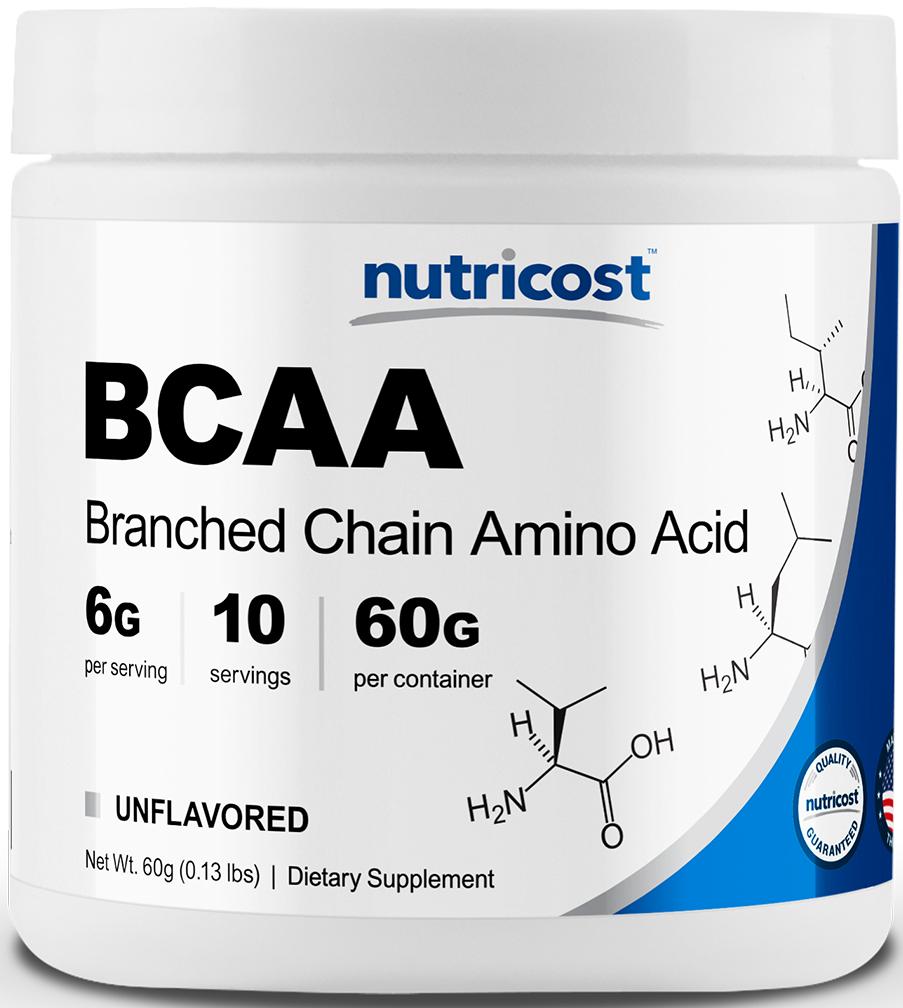 BCAA (2:1:1) Unflavored Powder-10 Servings