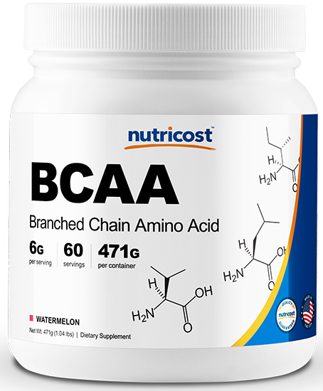 BCAA (2:1:1) Flavored Powder-60 Servings