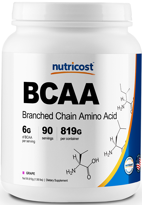 BCAA (2:1:1) Flavored Powder-90 Servings