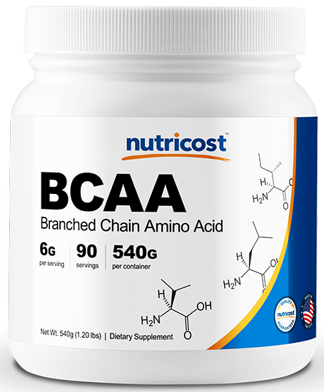 BCAA (2:1:1) Unflavored Powder-90 Servings