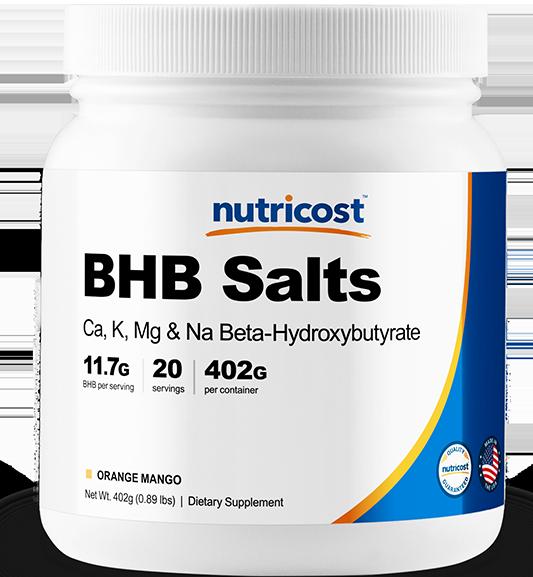 BHB Exogenous Ketone Salt (4-in-1)-1 Bottle