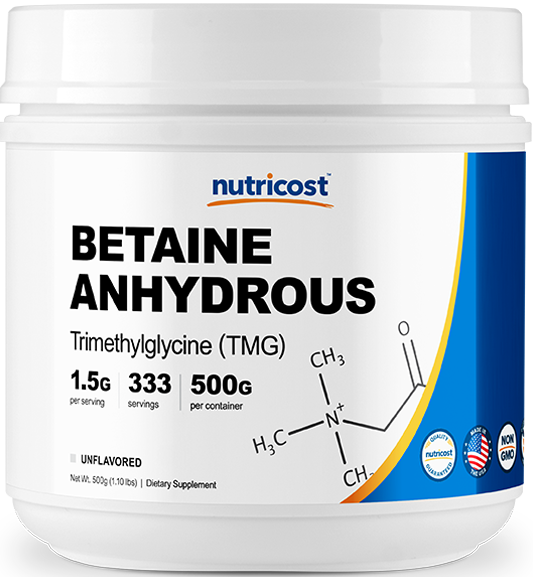 Betaine Anhydrous-500g