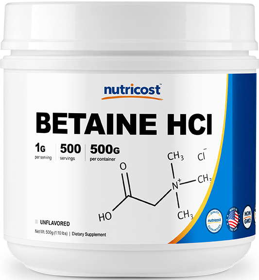 Betaine HCL-500g