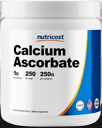 Calcium Ascorbate Powder-250G