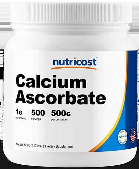 Calcium Ascorbate Powder-500G