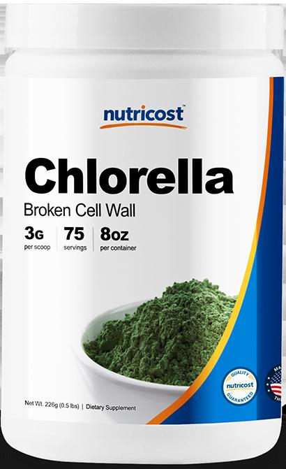 Chlorella-8 oz