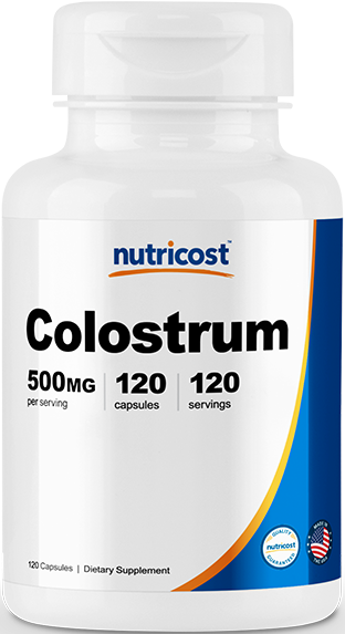 Colostrum-120 capsules