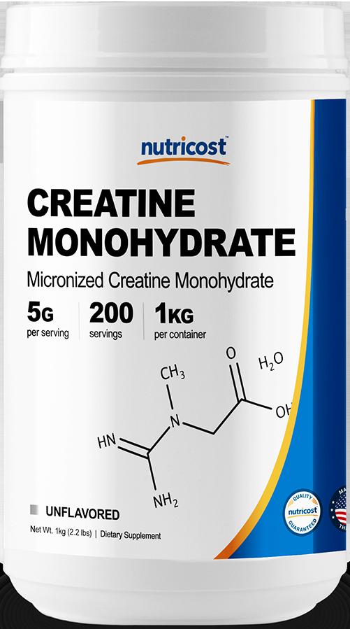Creatine Monohydrate-1kg