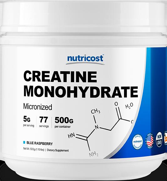Creatine Monohydrate-500g