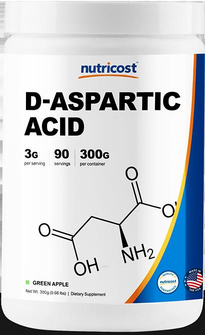 D-Aspartic Acid-300g