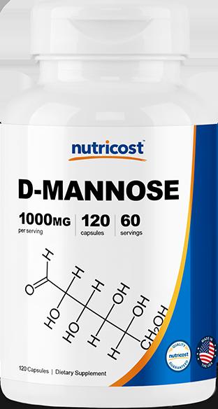 D-Mannose-120 Caps