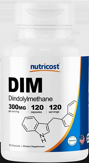 DIM (Diindolylmethane)-120 capsules