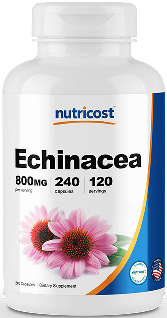 Echinacea-240 Caps