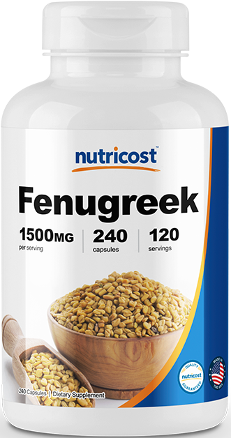 Fenugreek-240 capsules