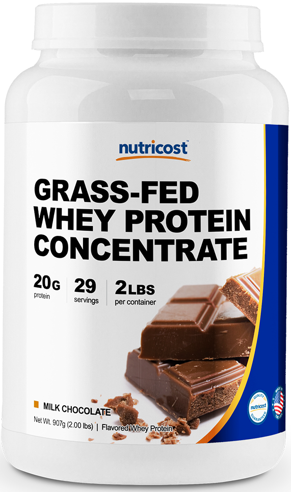Grass-Fed Whey Protein Concentrate-2 lbs