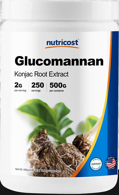 Glucomannan-500g