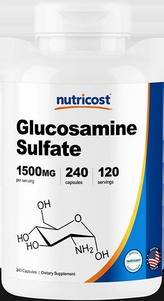 Glucosamine Sulfate-240 caps