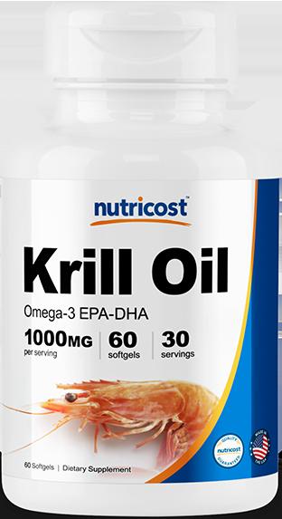 Krill Oil-60 capsules