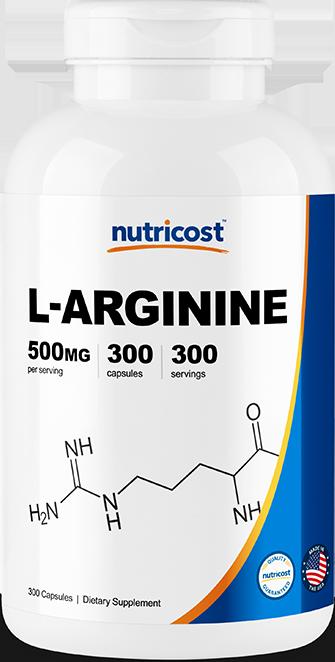 L-Arginine-300 capsules