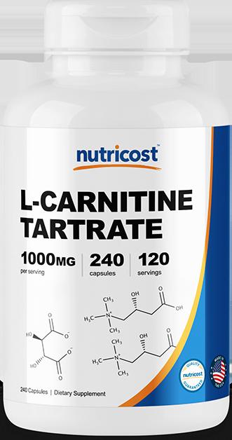 L-Carnitine Tartrate-240 Caps