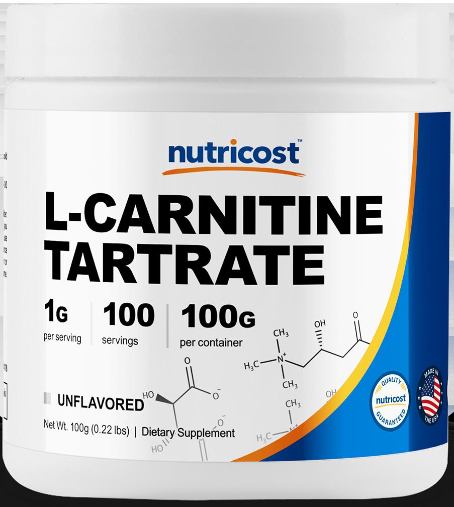 L-Carnitine Tartrate-100g